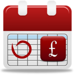 fees and dates icon
