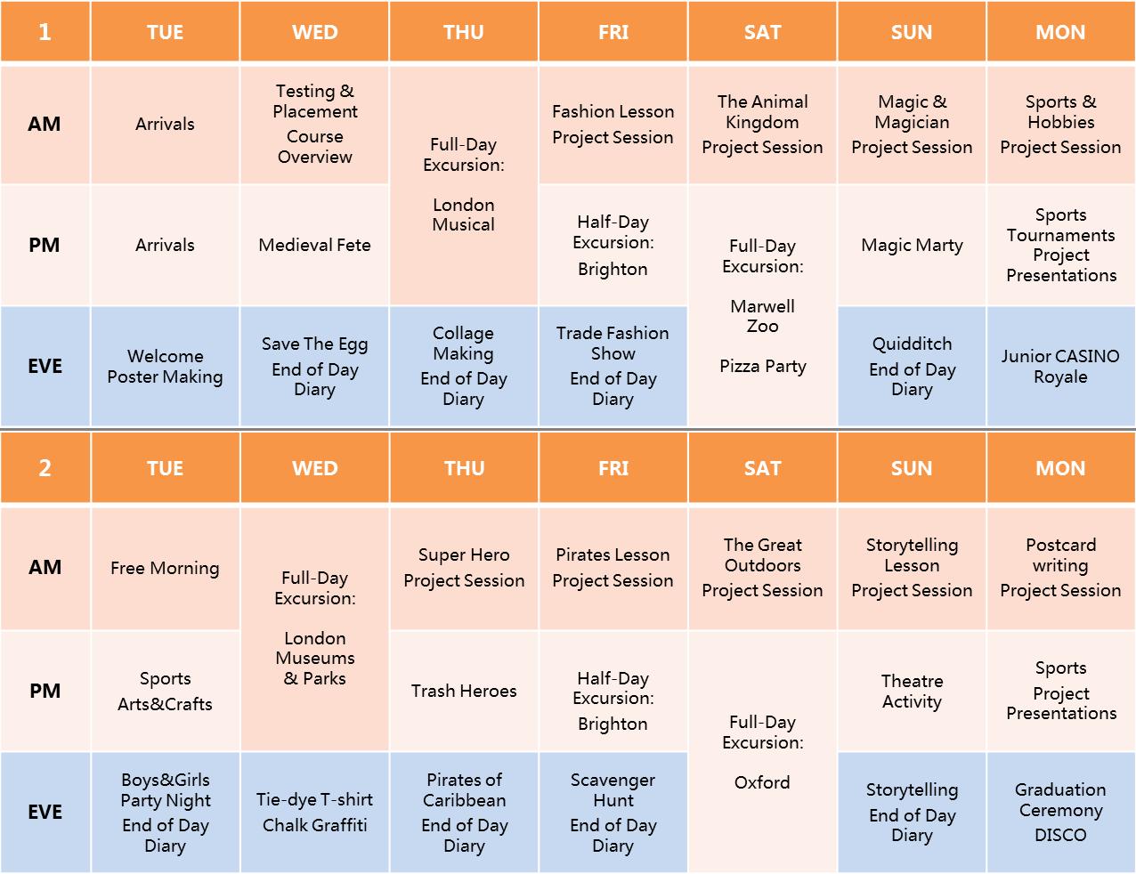 KingEdsJr-English-Timetable-2016