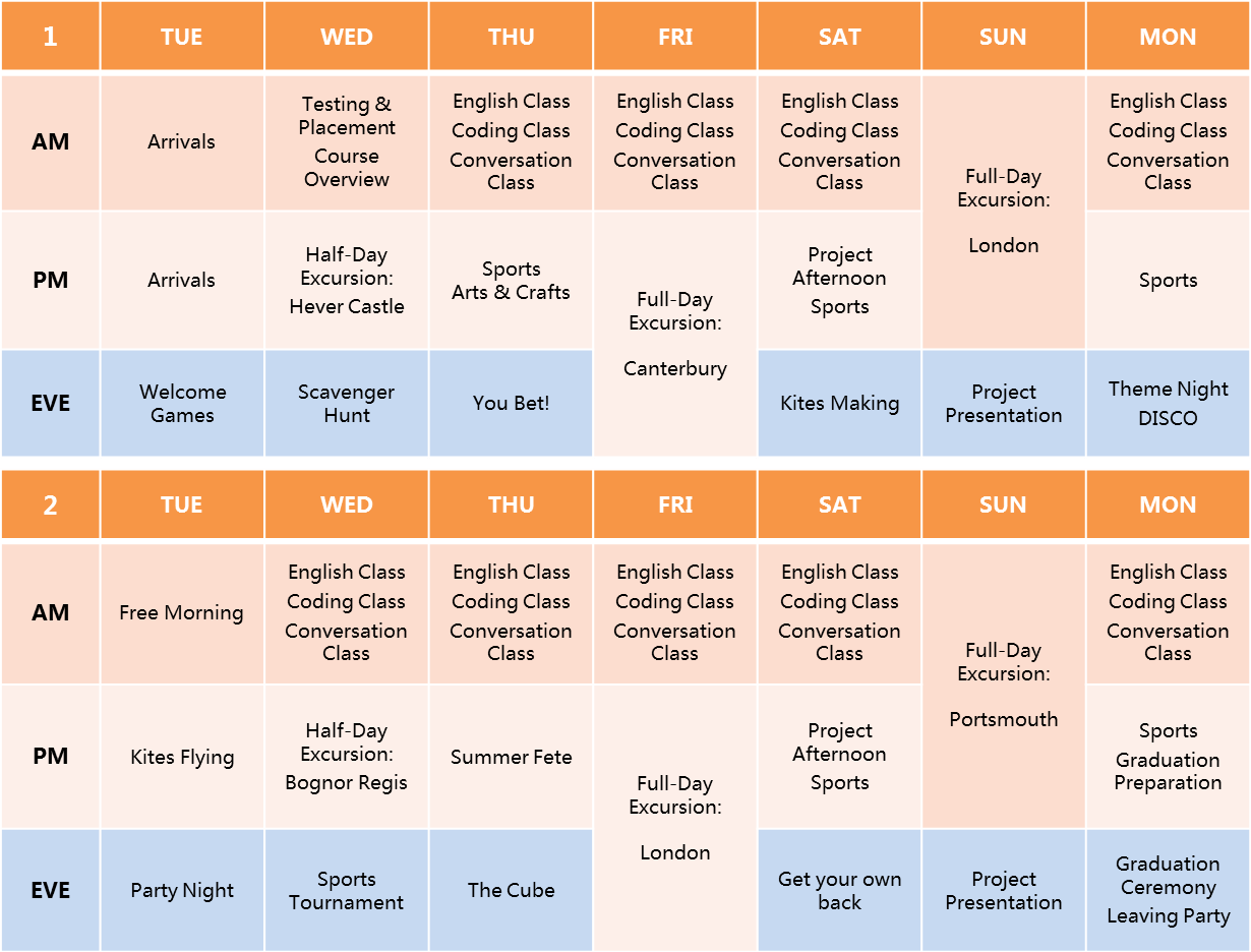 Plumpton-Coding-Timetable-2016